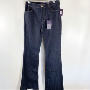 Not Your Daughters Jeans NYDJ Dark Wash Stretch